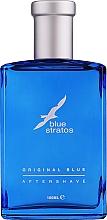 Parfums et Produits cosmétiques Parfums Bleu Blue Stratos Original Blue - Lotion après-rasage