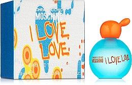 Parfums et Produits cosmétiques Moschino I Love Love - Eau de toilette ( mini )