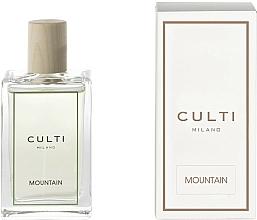 Parfums et Produits cosmétiques Spray d'ambiance - Culti Milano Room Spray Mountain