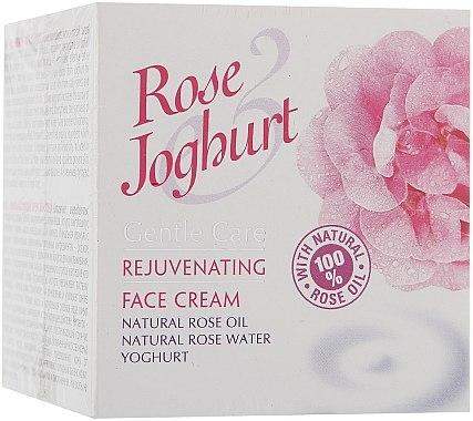 Crème à l'huile de rose et yaourt pour visage - Bulgarian Rose Rose & Joghurt Rejuvenating Face Cream — Photo N3