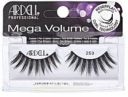 Parfums et Produits cosmétiques Faux-cils volumineux à double couche - Ardell Mega Volume 253 Black