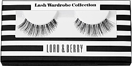Parfums et Produits cosmétiques Faux-cils naturels, EL1 - Lord & Berry Lash Wardrobe Collection