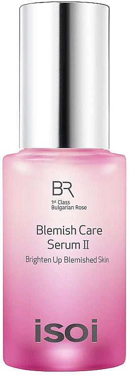 Sérum pour visage - Isoi Bulgarian Rose Blemish Care Serum II — Photo N1