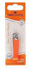 Parfums et Produits cosmétiques Coupe-ongles 76947, orange - Top Choice Colours Nail Clippers