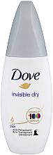 Parfums et Produits cosmétiques Déodorant sec anti-transpirant - Dove Invisible Dry Deodorant