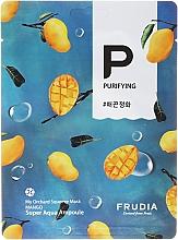 Parfums et Produits cosmétiques Masque en tissu à la mangue pour visage - Frudia My Orchard Squeeze Mask Mango