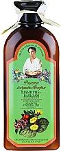 Parfums et Produits cosmétiques Shampooing et après shampooing régénérant - Les recettes de baboucka Agafia