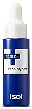 Parfums et Produits cosmétiques Remède anti-imperfections à l'extrait d'olive pour visage - Isoi Acni Dr. 1st Control Speedy Spot