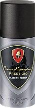 Parfums et Produits cosmétiques Tonino Lamborghini Prestigio Platinum - Déodorant
