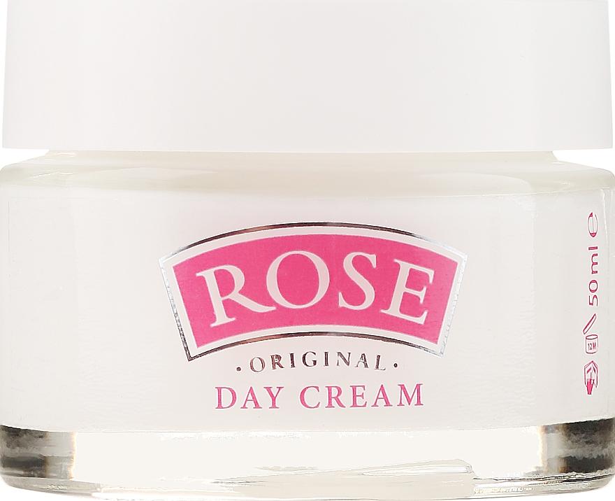 Crème de jour à la rose bulgare - Bulgarian Rose Rose Daily Cream — Photo N2