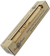 Parfums et Produits cosmétiques Étui de voyage en bambou pour brosse à dents bébé - Curanatura Junior Bamboo Child Toothbruth Travel Case
