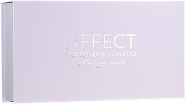Parfums et Produits cosmétiques Kit (mascara/12ml + rouge a lèvres/5ml + palette/10x2g) - Affect Cosmetics
