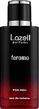Parfums et Produits cosmétiques Lazell Feromo - Eau de Toilette