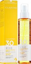 Parfums et Produits cosmétiques Huile en brume solaire SPF 30 - Clarins Huile-en-Brume Solaire SPF 30