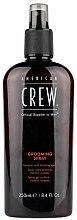 Parfums et Produits cosmétiques Spray gel coiffant fixation variable - American Crew Grooming Spray