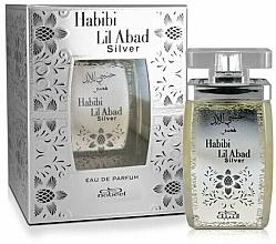 Parfums et Produits cosmétiques Nabeel Habibi Lil Abad Silver - Eau de Parfum