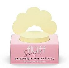 Parfums et Produits cosmétiques Crème à l'extrait de caviar vert pour contour des yeux - Fluff Fluffy Eye Cream
