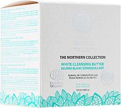 Parfums et Produits cosmétiques Beurre blanc démaquillant pour visage - Natura Siberica The Northern Collection White Cleansing Butter