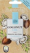 Parfums et Produits cosmétiques Exfoliant à l'huile de noix de coco pour corps - Bielenda Coconut Oil Moisturizing Peeling