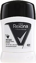 Parfums et Produits cosmétiques Déodorant stick anti-traces jaunes et blanches - Rexona Men Deodorant Stick