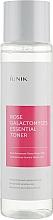 Parfums et Produits cosmétiques Lotion tonique à l'eau de rose - iUNIK Rose Galactomyces Essential Toner