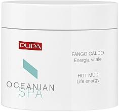 Parfums et Produits cosmétiques Crème réchauffant à l'huile de coco - Pupa Hot Mud Life Energy