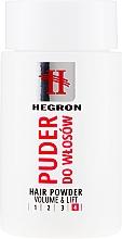 Parfums et Produits cosmétiques Poudre volumisante pour cheveux - Hegron Hair Powder Volume&Lift