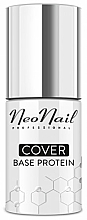Parfums et Produits cosmétiques Base protéique pour vernis hybride - NeoNail Professional Cover Base Protein