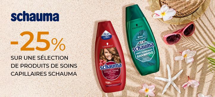 Promotion de Schauma