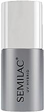Parfums et Produits cosmétiques Top coat pour vernis semi-permanent - Semilac Top No Wipe Sparkle Diamond