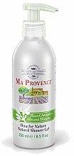 Parfums et Produits cosmétiques Gel douche naturel Fleurs d'amandes - Ma Provence Shower Gel Almond