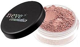 Parfums et Produits cosmétiques Blush libre minéral - Neve Cosmetics Blush