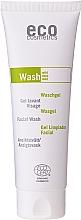 Parfums et Produits cosmétiques Gel nettoyant au thé vert et feuilles de vigne pour visage - Eco Cosmetics