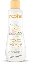 Parfums et Produits cosmétiques Gel de bain au miel et aloe vera - Roofa Honey Bath Gel