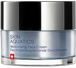 Parfums et Produits cosmétiques Crème à l'huile d'avocat et beurre de karité pour visage - Artemis of Switzerland Skin Aquatics Moisturising Face Cream