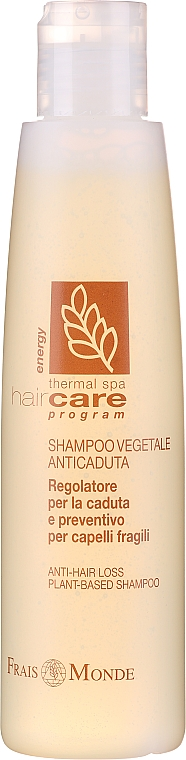 Shampooing naturel anti-chute - Frais Monde Anti Hair Loss Plant Based Shampoo — Photo N2