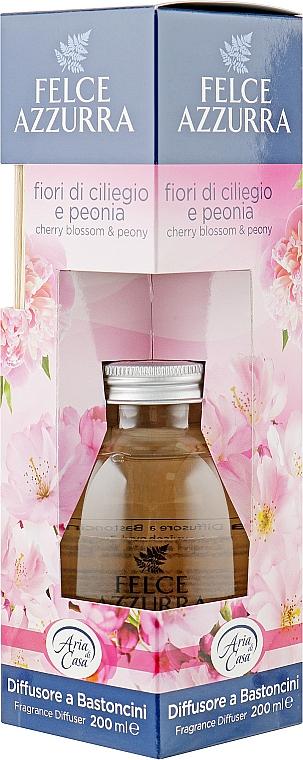 Bâtonnets parfumés Fleurs de cerisier et Pivoine - Felce Azzurra Cherry Blossoms