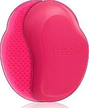 Parfums et Produits cosmétiques Brosse à cheveux démêlante, rose - Tangle Teezer The Original Pink Flizz Brush