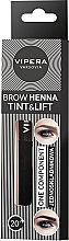 Parfums et Produits cosmétiques Henné sourcils - Vipera Tint&Lift Brow Henna