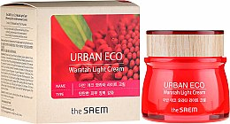 Parfums et Produits cosmétiques Crème légère à la télopéa pour visage - The Saem Urban Eco Waratah Light Cream