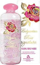 Parfums et Produits cosmétiques Eau de rose bulgare naturelle - Bulgarian Rose Signature Rose Water