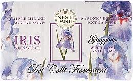 Parfums et Produits cosmétiques Savon à l'arôme d'iris - Nesti Dante Dei Colli Fiorentini Soap