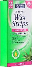 Parfums et Produits cosmétiques Mini bandes de cire froide pour visage et maillot - Beauty Formulas Wax Strips Face & Bikini Line