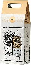 Parfums et Produits cosmétiques Yope Lait d'avoine - Set(shampooing/300ml + après-shampooing/170ml)