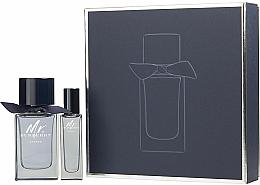 Parfums et Produits cosmétiques Burberry Mr. Burberry Indigo - Coffret (eau de toilette/100ml + eau de toilette/30ml)