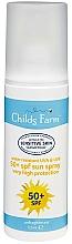 Parfums et Produits cosmétiques Lotioan solaire pour corps - Childs Farm Sun Lotion Spray Unfragranced SPF 50