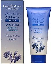 Parfums et Produits cosmétiques Crème pour corps Mer, citron et mimosa - Frais Monde Acqua Cream Body Sea Lemon And Mimosa