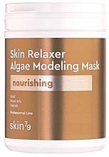 Parfums et Produits cosmétiques Masque à l'extrait d'algues pour visage - Skin79 Relaxer Algae Modeling Mask Nourishing
