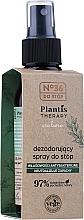 Parfums et Produits cosmétiques Déodorant spray à l'extrait de sauge pour pieds - Pharma CF No.36 Plantis Therapy Foot Spray