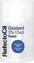 Parfums et Produits cosmétiques Oxydant pour coloration des cils et sourcils 3 % - RefectoCil Oxidant